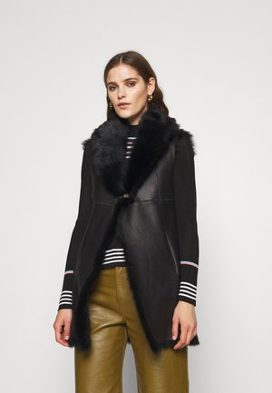 TOSCANA VEST - Waistcoat - black