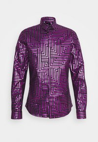Twisted Tailor - SAYAGATA SHIRT - Košile - hot pink - 0