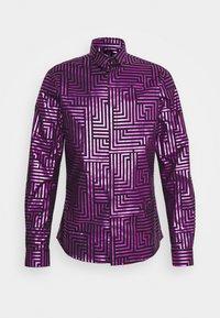 Twisted Tailor - SAYAGATA SHIRT - Koszula - hot pink - 0