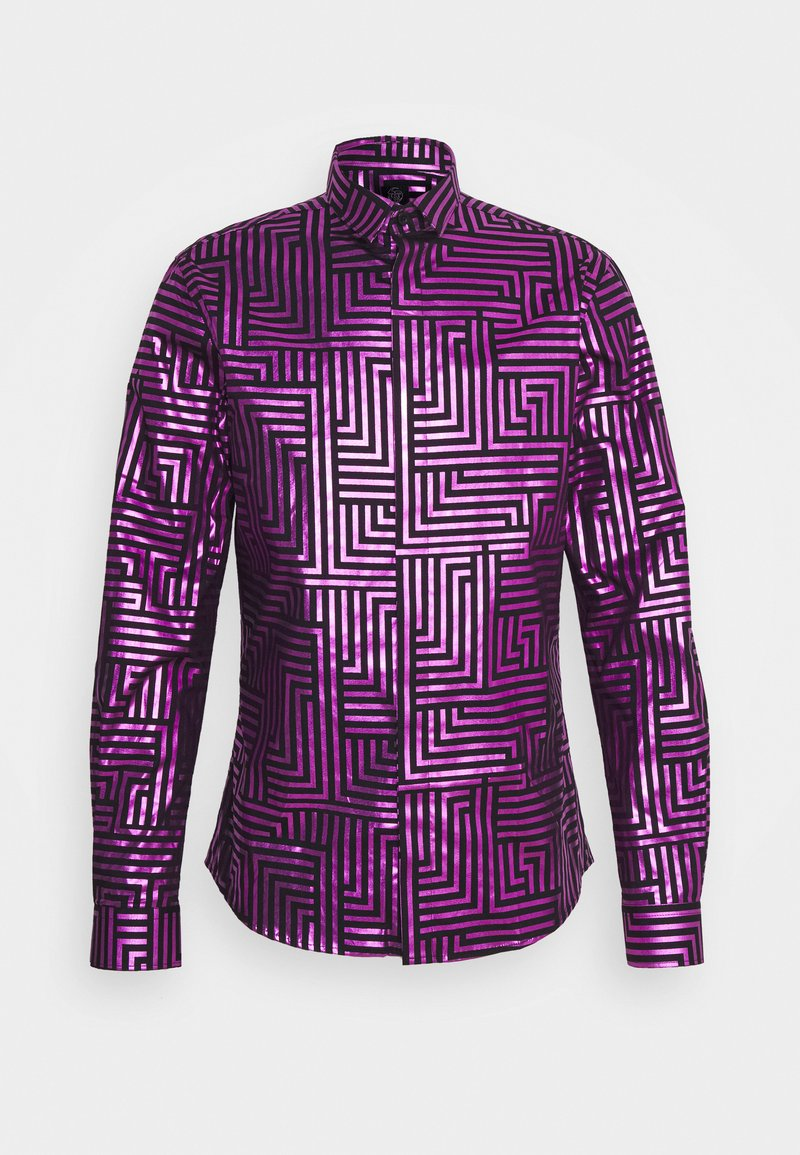 Twisted Tailor - SAYAGATA SHIRT - Košile - hot pink