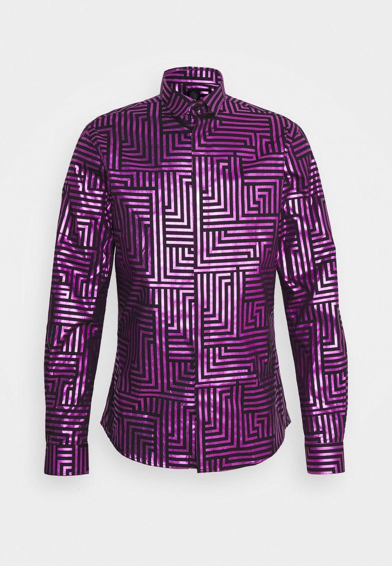 Twisted Tailor - SAYAGATA SHIRT - Koszula - hot pink