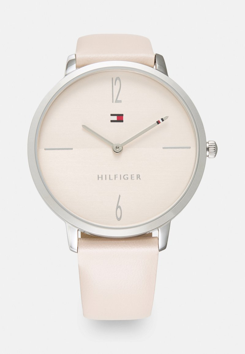 Tommy Hilfiger - LIZA - Watch - pink/silver-coloured