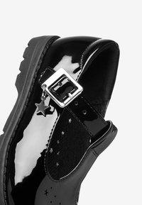 Next - Ankle strap ballet pumps - black - 5