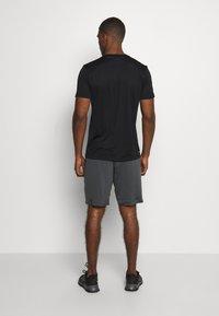 adidas Performance - Sports shorts - GREY - 2