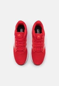 adidas Performance - GALAXY  - Zapatillas de running neutras - vivid red/footwear white/solar red - 3