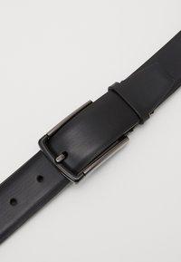 Zign - LEATHER - Belte - black - 2