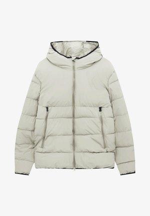 BASIC - Veste d'hiver - off-white