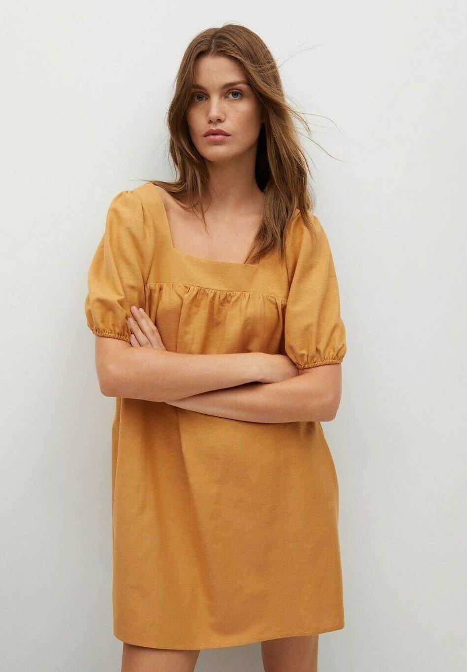 Women MANCHES BOUFFANTES - Day dress