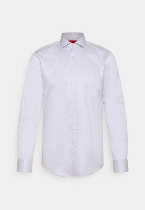 JASON - Kostymskjorta - silver