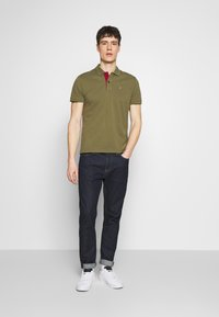 Napapijri - EZY - Polo shirt - new olive green - 1
