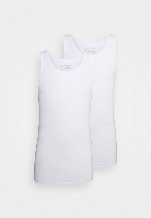 2PACK Unterhemd Organic Cotton - 95/5 Original - Hemd - weiss
