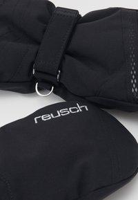 Reusch - HANNAH R-TEX® XT MITTEN - Wanten - black/silver - 3