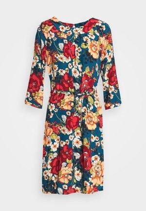 SHIRLEY DRESS - Denní šaty - storm
