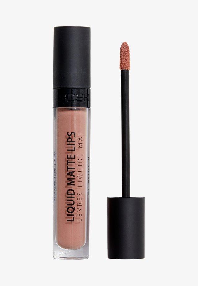 Liquid Matte Lips - Rouge à lèvres liquide - 010 stay nude