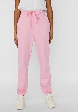 Tracksuit bottoms - prism pink