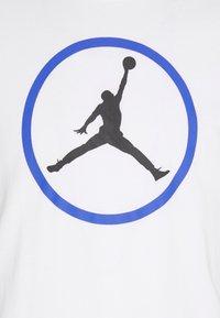 Jordan - CREW - Print T-shirt - white - 5