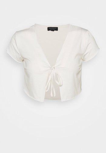SHORT SLEEVE TIE  - T-shirts med print - sugar swizzle