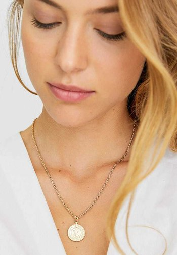 5 PACK - Necklace - gold-coloured