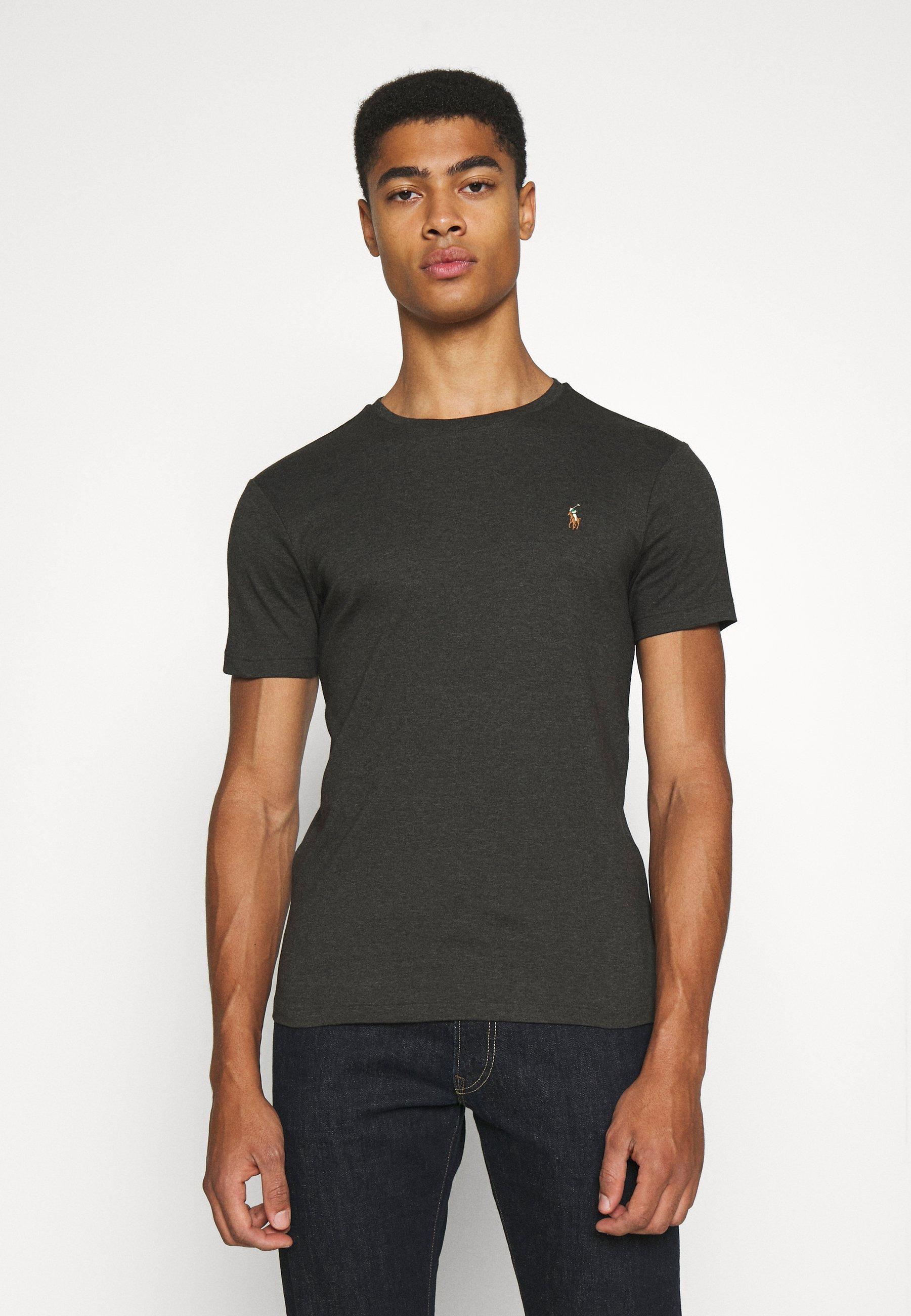 Herrer CUSTOM SLIM SOFT COTTON TEE - T-shirts basic