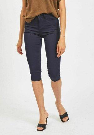 CAPRI - Denim shorts - navy blazer