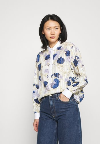 TUNIC - Blouse - lavender mixed floral