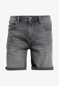 Amsterdenim - MOKUM - Shorts di jeans - beton dorp - 4