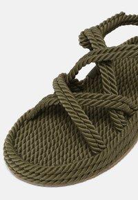 Copenhagen Shoes - SAFARI - Sandals - green - 7