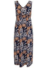 Fransa - FRJESELF - Jersey dress - navy blazer mix - 0