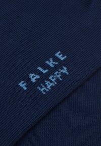 FALKE - HAPPY 2-PACK SNEAKER - Socks - royal blue - 1