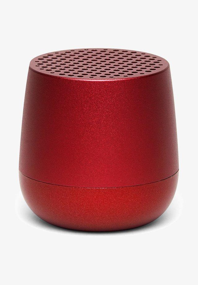 MINO  - Speaker - rot