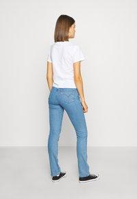 Levi's® - 724 HIGH RISE STRAIGHT - Straight leg jeans - rio chill - 2