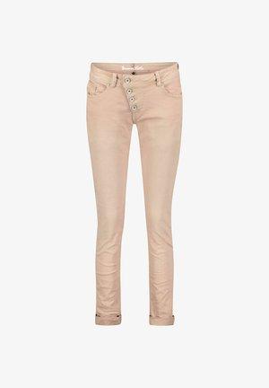 MALIBU  - Slim fit jeans - beige