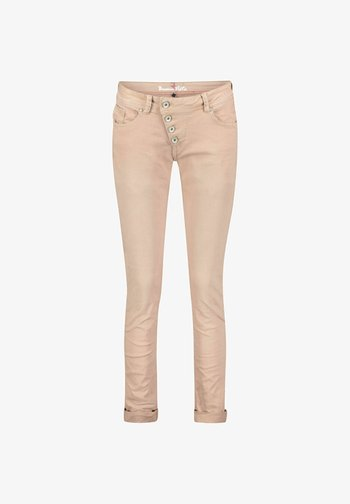 MALIBU  - Slim fit jeans - taupe