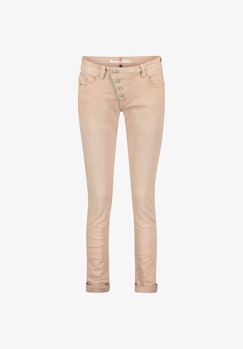Buena Vista - MALIBU  - Slim fit jeans - beige
