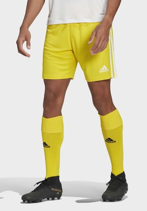 SQUADRA 21 - Korte sportsbukser - yellow