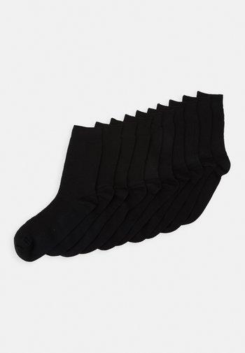 SLHANDREW 10 PACK - Socks - black