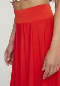 Anna Field Petite - A-linjainen hame - orange - 4