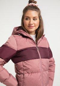 myMo - Winter jacket - rosa bordeaux - 3