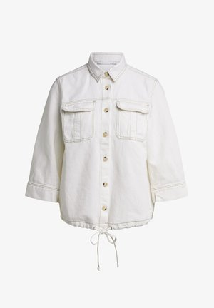 Outdoor jacket - antique white