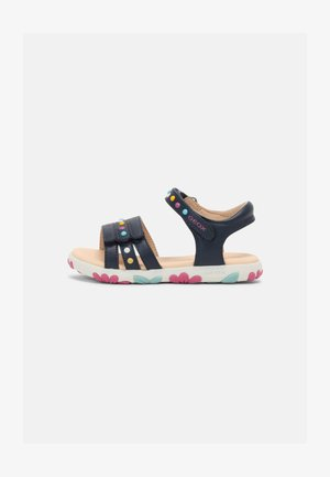 HAITI GIRL - Sandals - navy