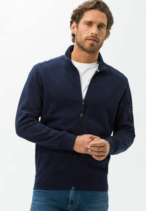 STYLE SCOTT - Zip-up sweatshirt - blue