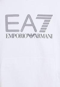 EA7 Emporio Armani - Collegepaita - white - 7