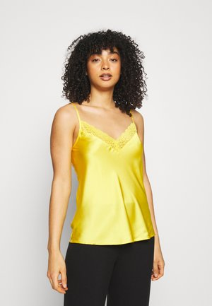 Haut de pyjama - jaune vif