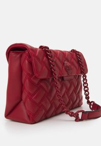 Kurt Geiger London - KENSINGTON BAG DRENCH - Kabelka - red - 4