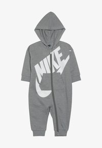 "Nike Sportswear - BABY FRENCH ""ALL DAY PLAY"" - Jumpsuit - grey heather - 2"