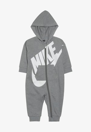 "BABY FRENCH ""ALL DAY PLAY"" - Tuta jumpsuit - grey heather"