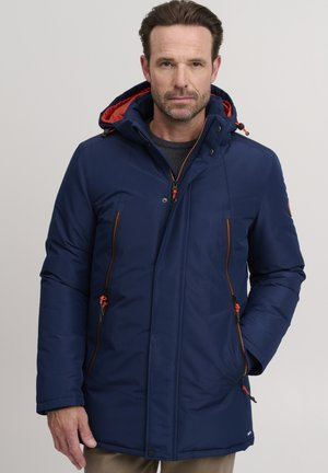 ABBE - Winterjas - navy blazer