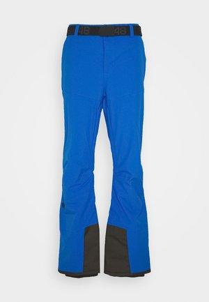 WANDECK PANT - Zimní kalhoty - blue