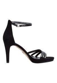 Tamaris - High heeled sandals - black - 5