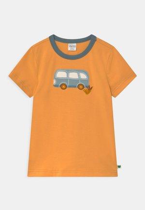 HELLO BUS UNISEX - Print T-shirt - mango